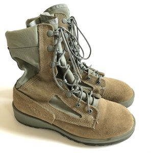 Belleville F600 hot weather military boots/ 6.5